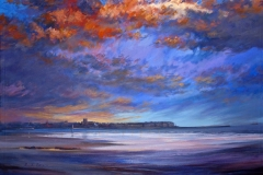Headland-painting-by-Bob-Watson