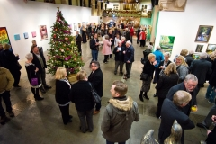 Hartlepool Art Club Christmas Exhibition Preview - 20/11/2015